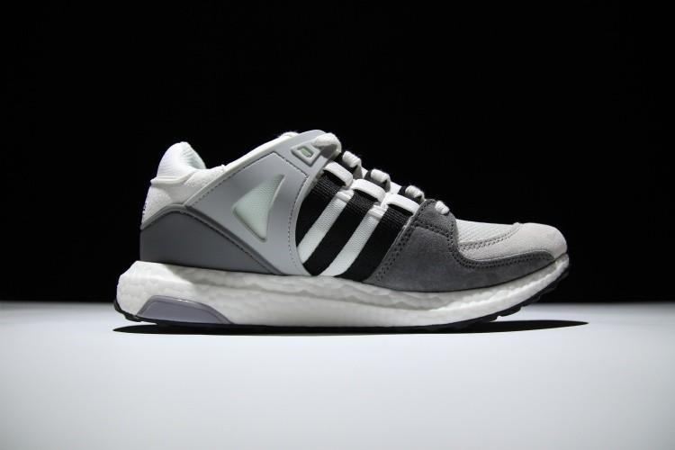 Adidas EQT Boost White Black