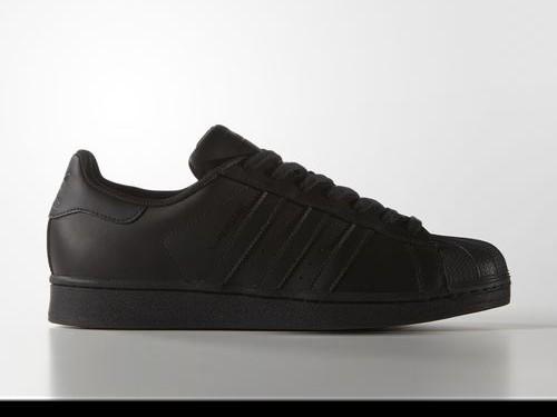 Adidas Superstar Foundation Triple Black