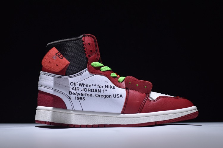 Nike Air Jordan 1 Retro Virgil Abloh