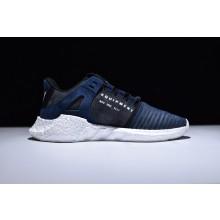 Adidas EQT Boost Black Blue