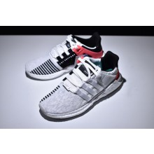 Adidas EQT Boost Black Red White