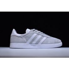 Adidas Gazelle Light Grey White