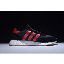 Adidas Iniki Boost Runner Black Red