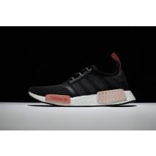 Adidas NMD R1 Black Peach Pink