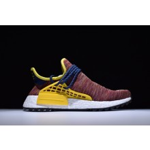 Adidas NMD HUxPharrell Yellow Brown