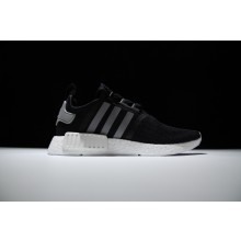 Adidas NMD R1 Black Cream White