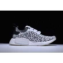 Adidas NMD R1 Primeknit Zebra