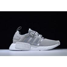 Adidas NMD R1 Silver Grey