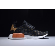 Adidas NMD R1 SupremeX Louis Vuitton