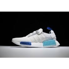 Adidas NMD R1 White Blue