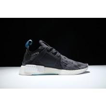 Adidas NMD XR1 Dark Grey Stripes Month