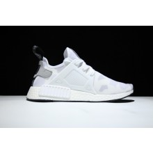 Adidas NMD XR1 White Grey Camo