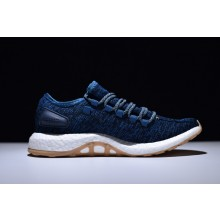 Adidas Pure Boost Night Navy Blue