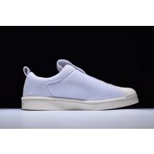 Adidas Slip On BW White