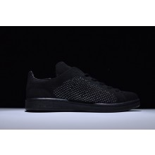 Adidas Stan Smith OG Primeknit Triple Black