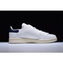 Adidas Stan Smith OG Primeknit White Blue