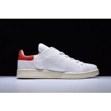 Adidas Stan Smith OG Primeknit White Red