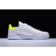 Adidas Stan Smith OG Primeknit White Yellow