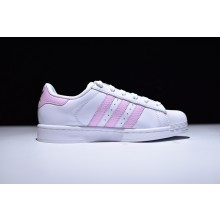 Adidas Superstar Foundation Baby Pink (Gold Label)