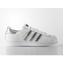 Adidas Superstar Foundation Silver