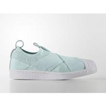Adidas Superstar Slip On Tiffany Blue