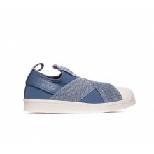 Adidas Superstar Slip On Denim