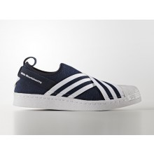 Adidas Superstar Slip On Mountaineering Navy Blue