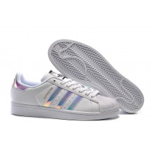 Adidas Superstar Foundation Classic White Hologram