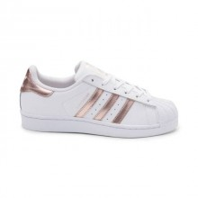 Adidas Superstar Foundation White Rose Gold