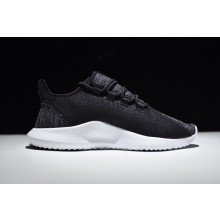 Adidas Tubular Shadow Knit 350 Black White