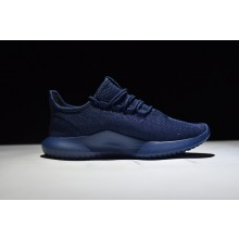 Adidas Tubular Shadow Knit 350 Deep Blue