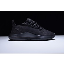 Adidas Tubular Shadow Knit 350 Triple Black