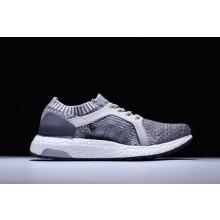 Adidas Ultra Boost X Grey Silver