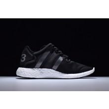 Adidas Y3 Yohji Boost Black