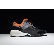 Adidas Y3 Future Low Black Grey Orange