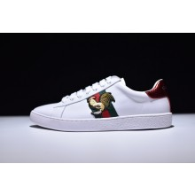 Gucci Ace Chinese New Year Embroidered Low - Top Sneaker