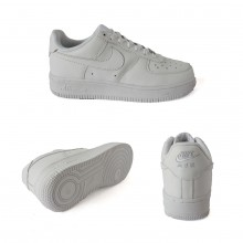 Nike Air Force 1 Enamel Full White
