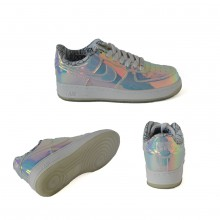 Nike Air Force 1 Low ID Gradient Rainbow