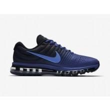 Nike Air Max 2017 Black Deep Royal Blue