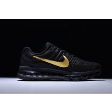 Nike Air Max 2017 Black Gold