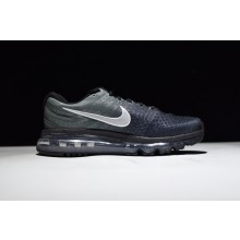 Nike Air Max 2017 Black Grey Anthracite