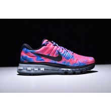 Nike Air Max 2017 Pink Blue Black