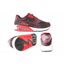 Nike Air Max Lunar 90 Premium Challenge Red