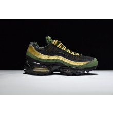 Nike Air Max 95 Essential Black Green Gold
