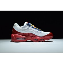 Nike Air Max 95 Essential White Red