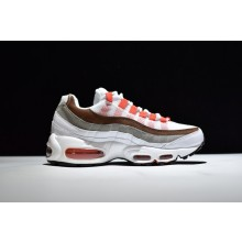 Nike Air Max 95 Essential White Red Green