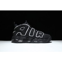 Nike Air More Uptempo All Black