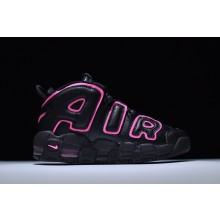 Nike Air More Uptempo Pink Black