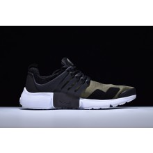 Nike Air Presto Acronym Army Green Black