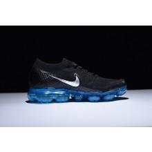 Nike Air Vapormax Flyknit Black Blue